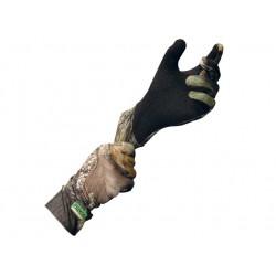 Rękawice myśliwskie, oliwkowe