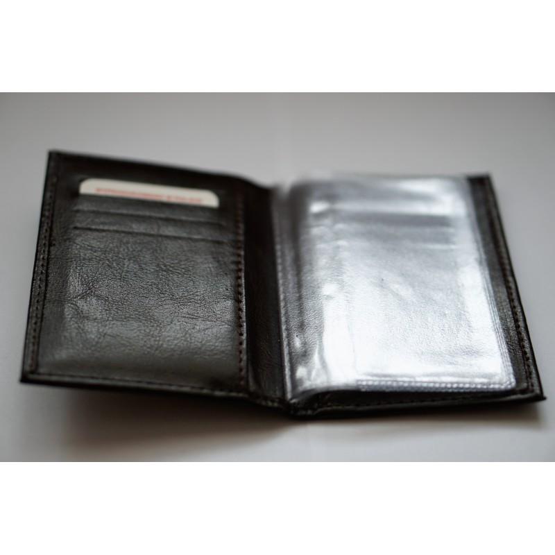 d54e5bda5a36b Skórzany portfel myśliwski dla myśliwego  Skórzany portfel myśliwski dla  myśliwego