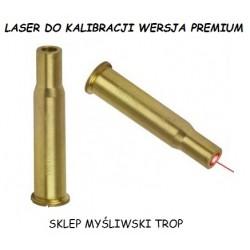 Laser do przystrzelania broni, kalibracja, model PREMIUM kal. 223rem