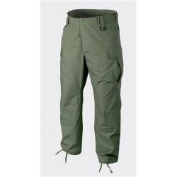 Helikon spodnie SFU NEXT- Ripstop zielone rozm. L